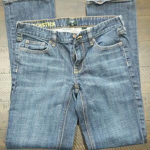 J Crew Matchstick Jeans 28R